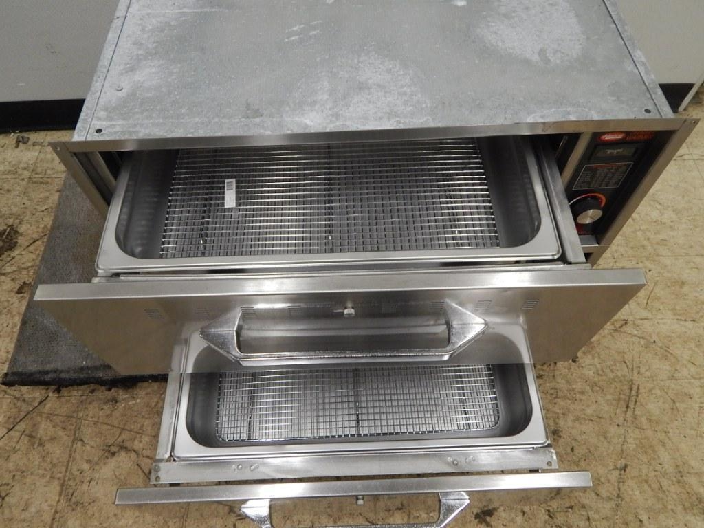 hatco 2 drawer electric food warmer 115 volt hdw 2b ebay. Black Bedroom Furniture Sets. Home Design Ideas