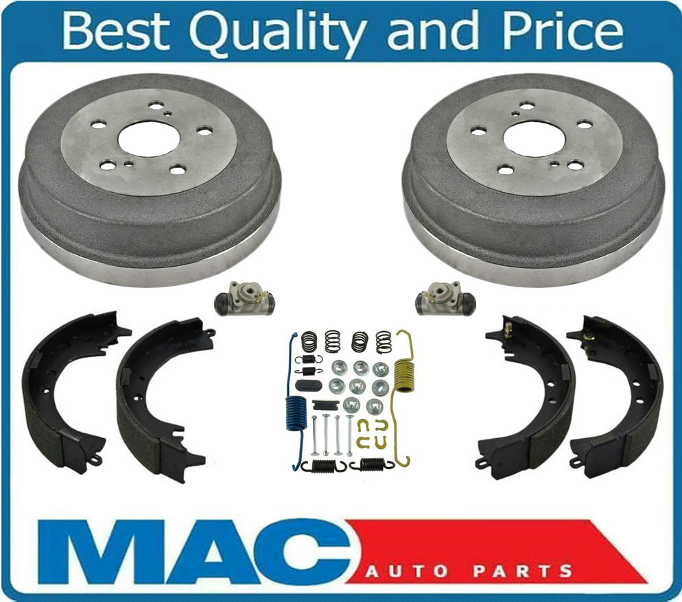 1999 Toyota Camry Brake Pads: 92-2001 Toyota Camry All 2 Rear Drums Shoes Brake Shoes