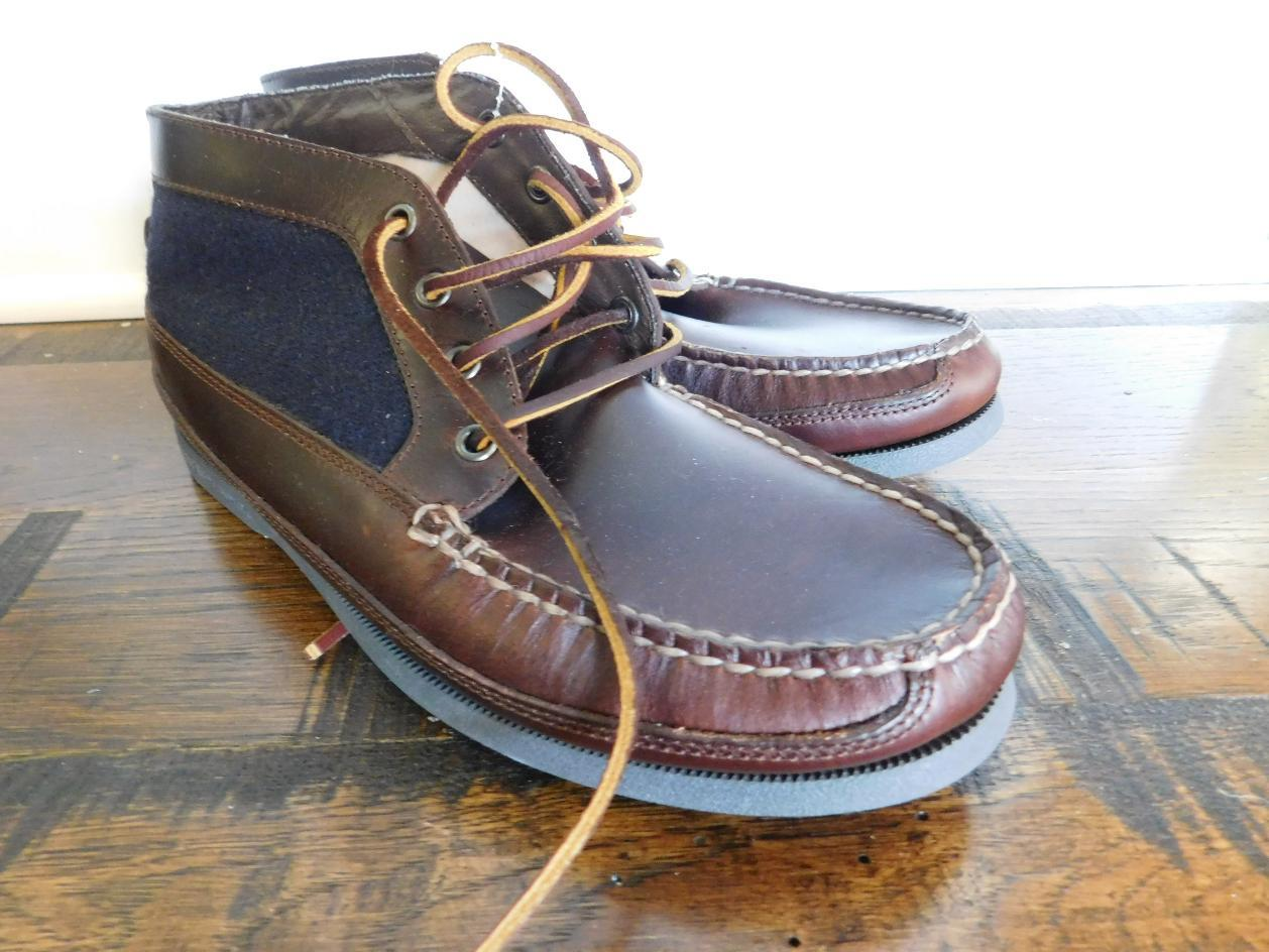 Wonderful J.crew Sperry Top-sideru00ae For J.crew Authentic Original Nubuck Chukka Boots In Brown For Men | Lyst