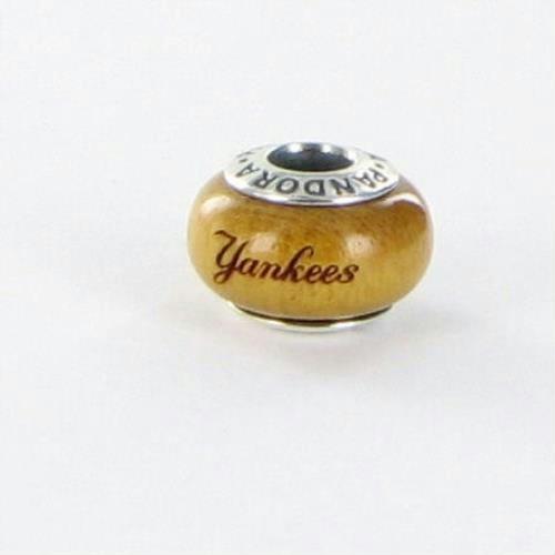 Pandora Usb790705 G019 Bead Charm Mlb New York Yankees Pau