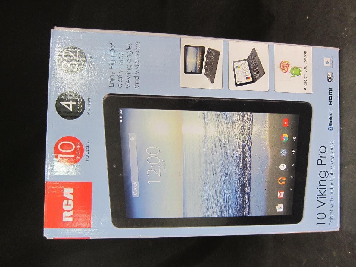 Rca 10 Viking Pro Tablet Manual