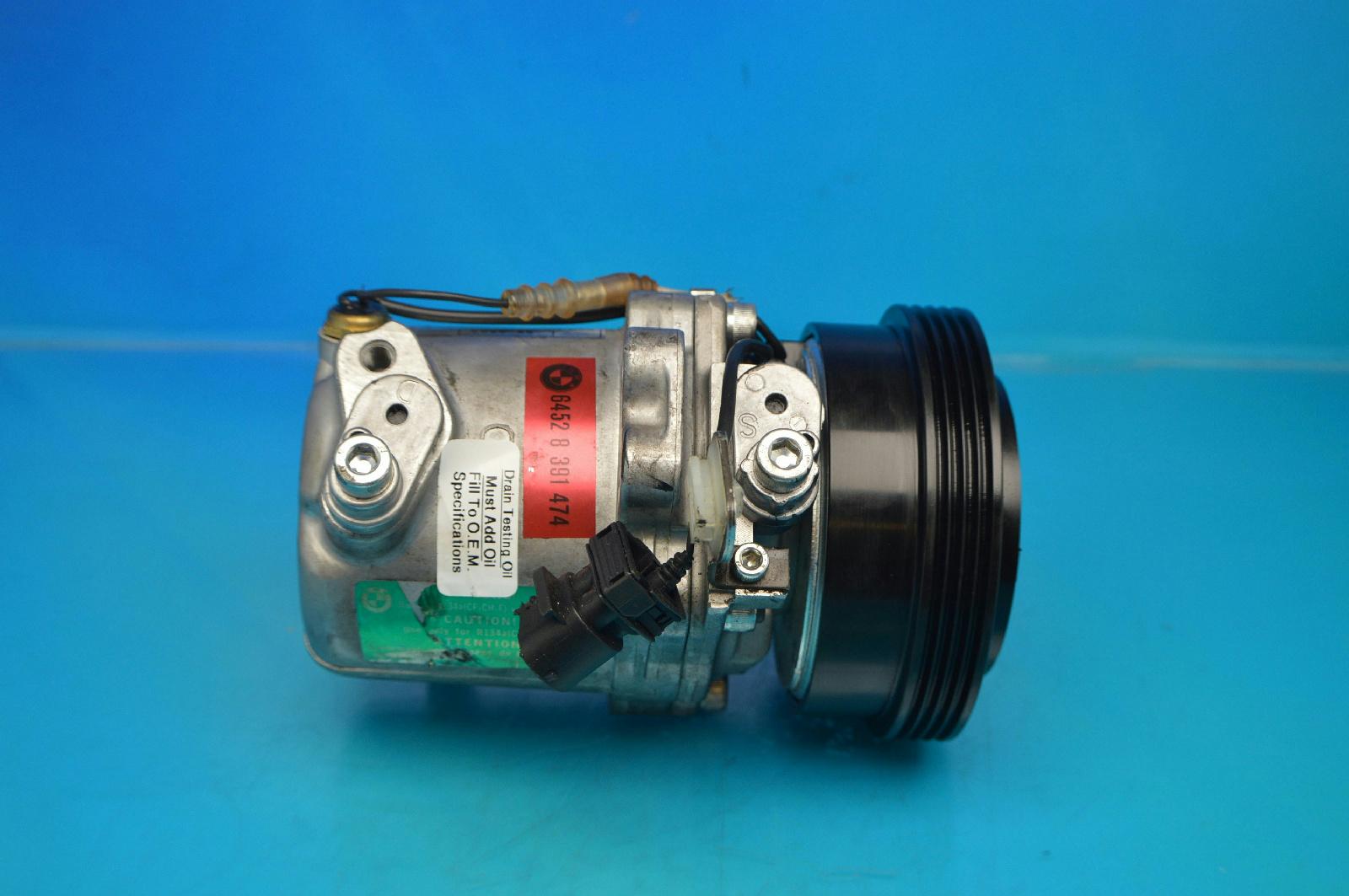 AC Compressor For BMW 318i  318is 318ti Z3 1.8L 1.9L 67497 Used