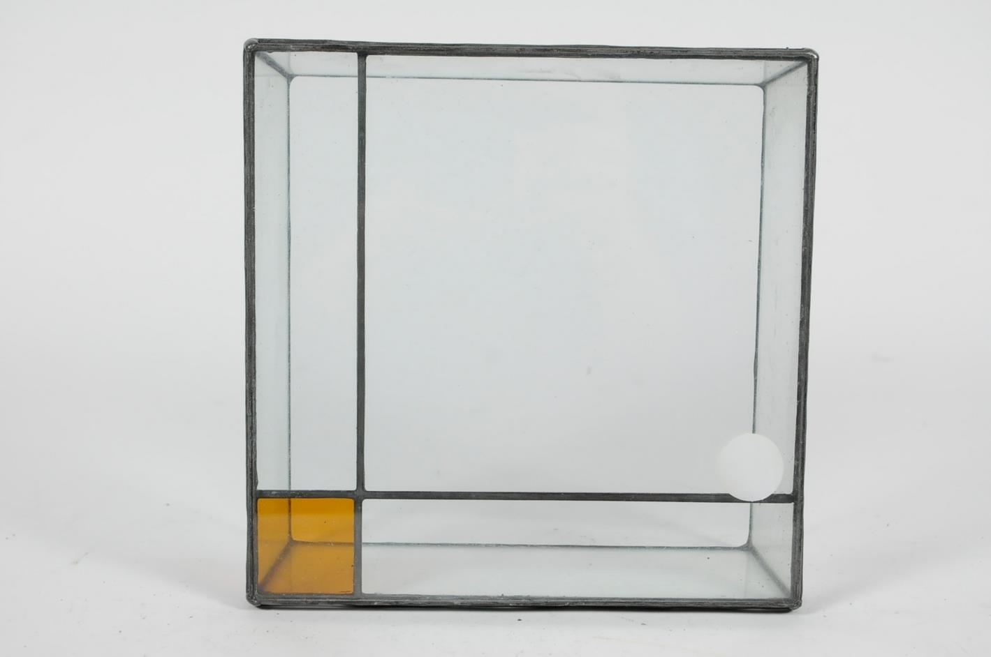 vintage glass stained glass style 3d picture frame ebay