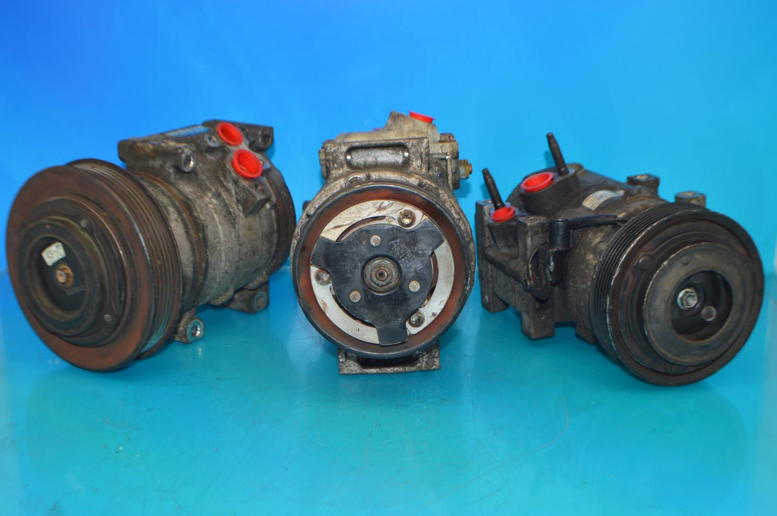 ac compressor for audi 100 200 5000 80 90 s4 v8 quattro used rh ebay com Dodge a C Compressor Nissan a C Compressor