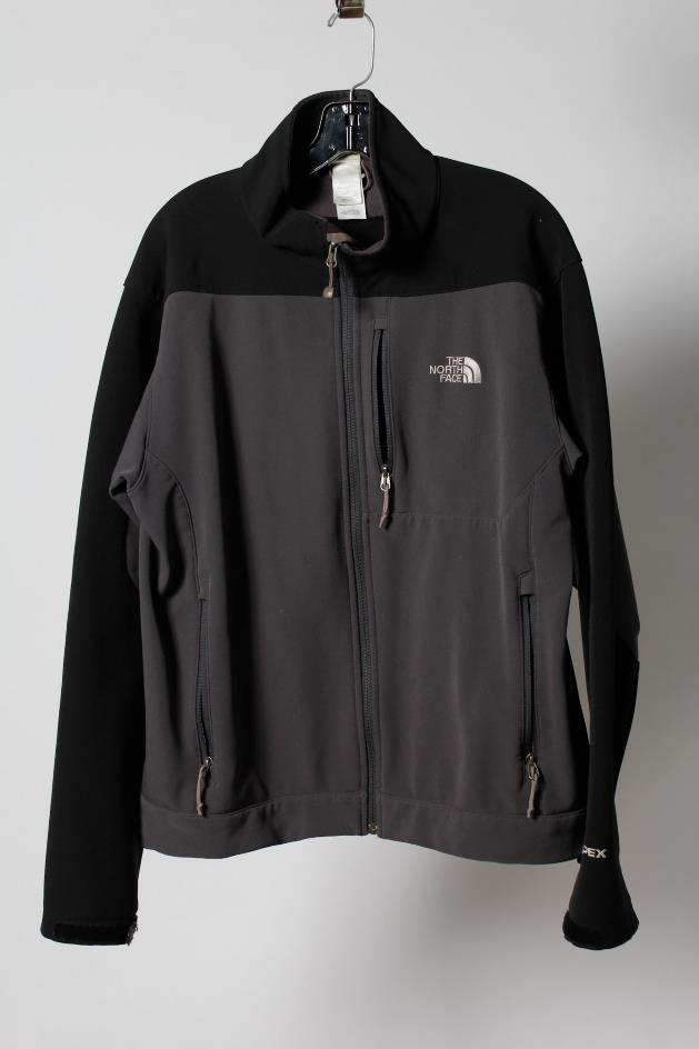 5ac432a5b1 ... clearance men xlarge blac shop and read reviews on the north face  cipher windstopper softshell jacket