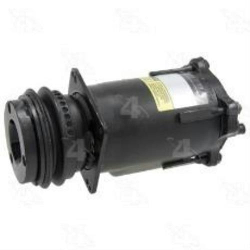 Air Conditioner Compressor Price >> AC Compressor GM A6 Single Groove (One Year Warranty) Reman 57060 | eBay