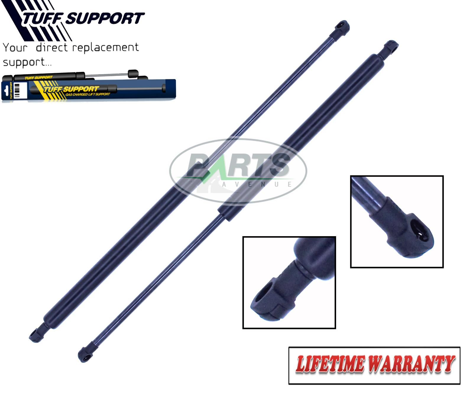 2 REAR LIFTGATE TAILGATE DOOR HATCH TRUNK LIFT SUPPORTS SHOCKS STRUTS ARMS PROPS