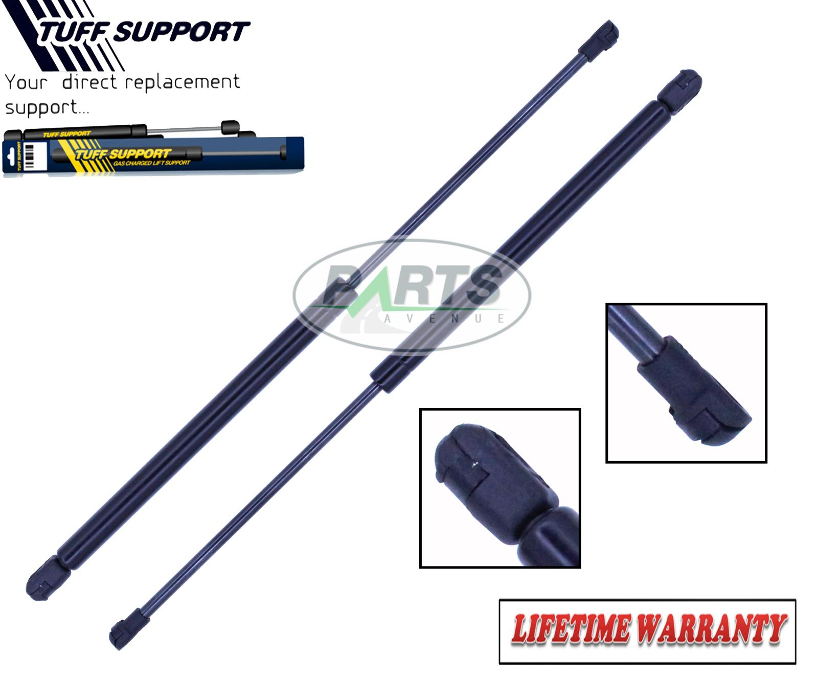 2 REAR HATCH TRUNK LIFT SUPPORTS SHOCKS STRUTS ARMS PROPS RODS FITS TOYOTA AURIS