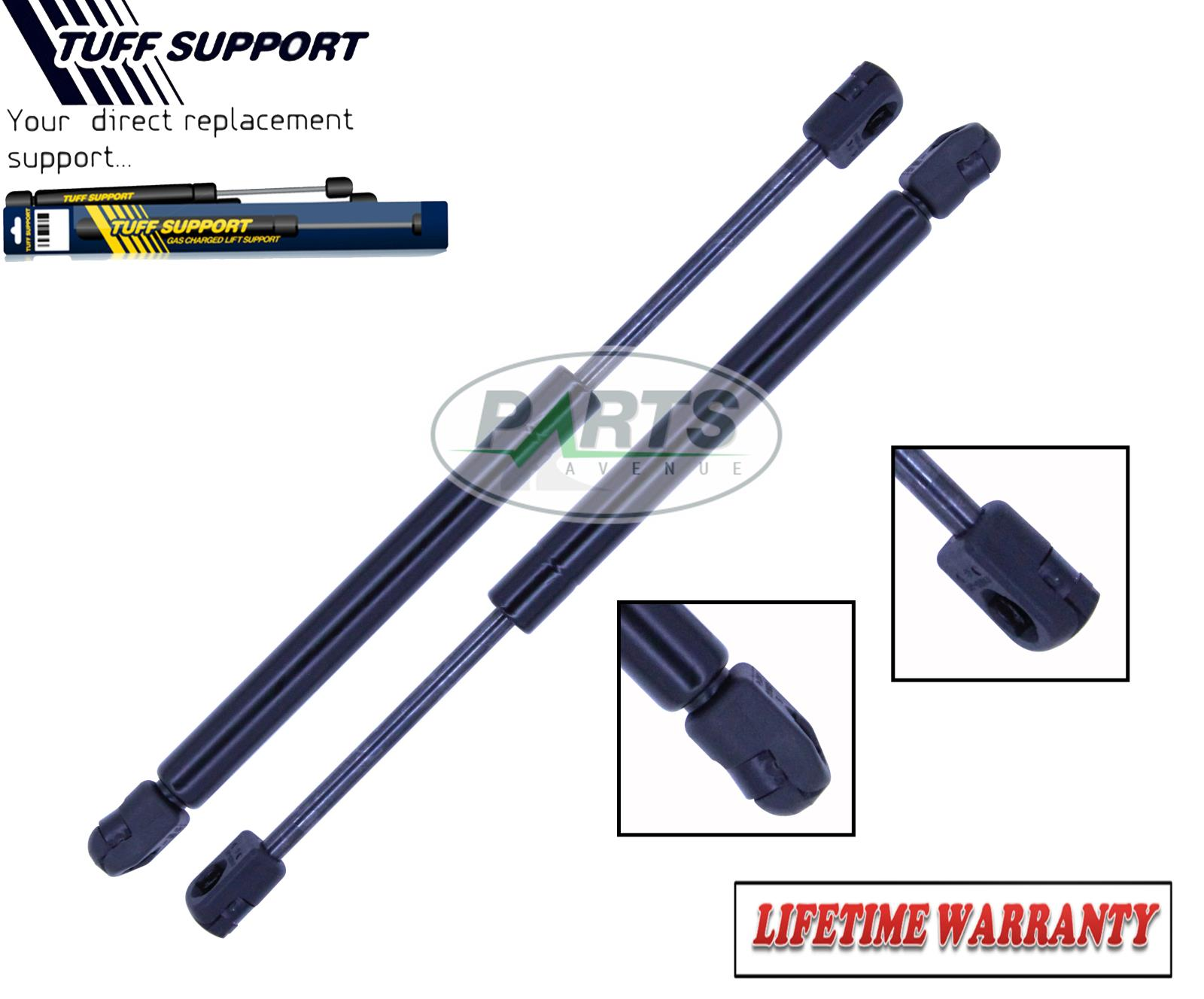 2 FRONT HOOD LIFT SUPPORTS SHOCKS STRUTS ARMS PROP ROD DAMPER FITS MERCEDES BENZ