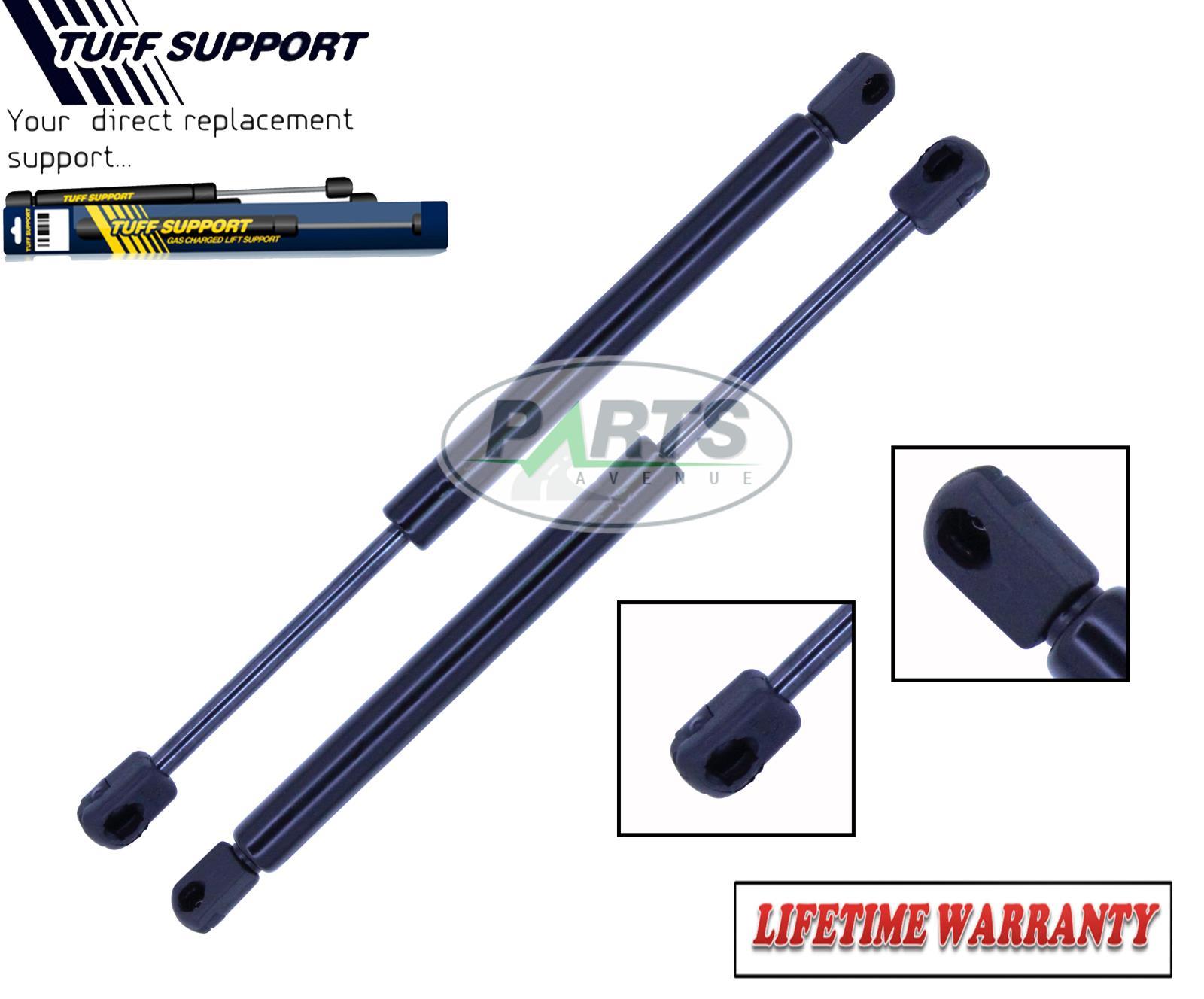 Silver Hose /& Stainless Banjos Pro Braking PBF7273-SIL-SIL Front Braided Brake Line