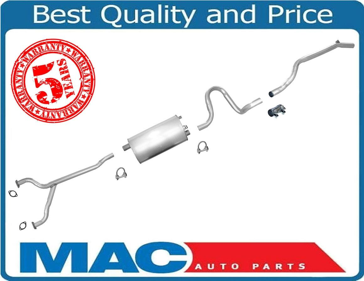 Fits For 98-02 Grand Marquis Crown Victoria Muffler Dual Exhaust System Made USA