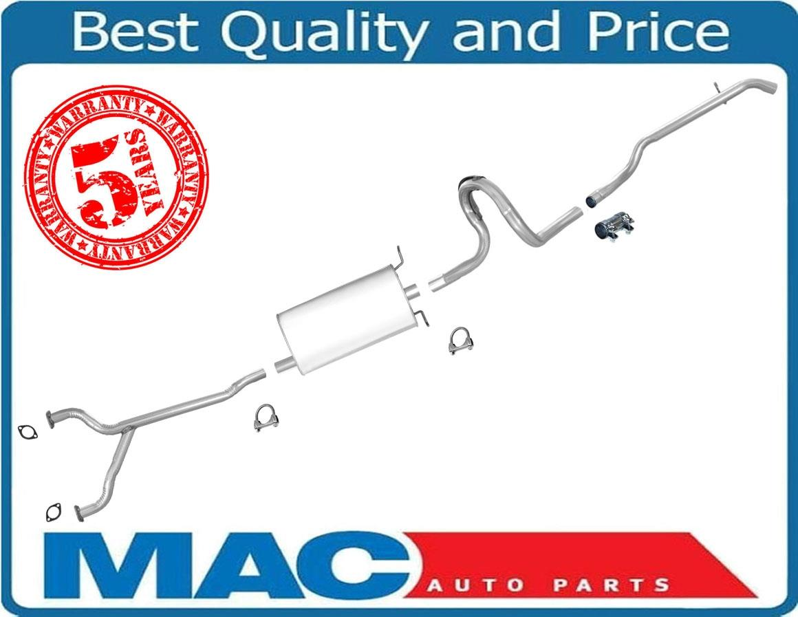 Exhaust System Made USA for Ford Crown Victoria for Mercury Grand Marquis 83-85