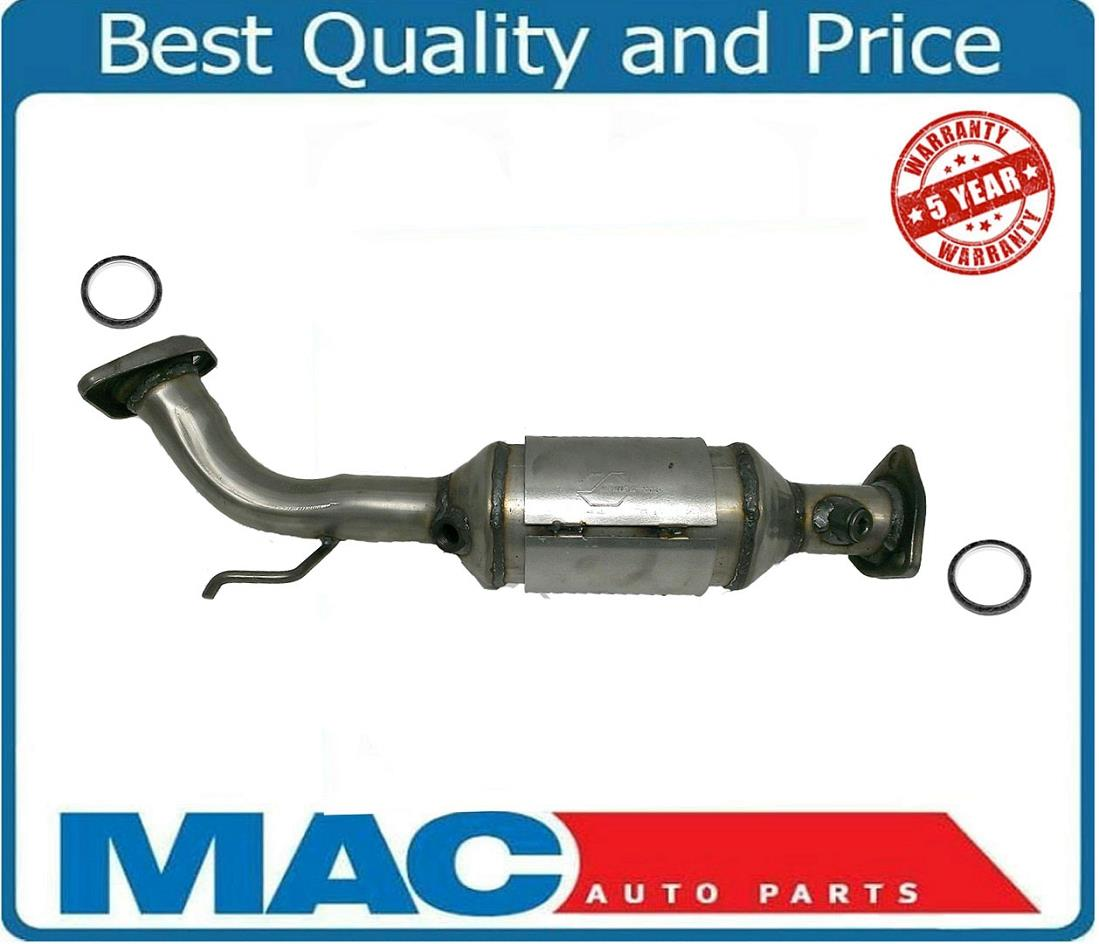 Details About Fits 2003 2005 Honda Civic Hybrid 1 3l Catalytic Converter With Gaskets