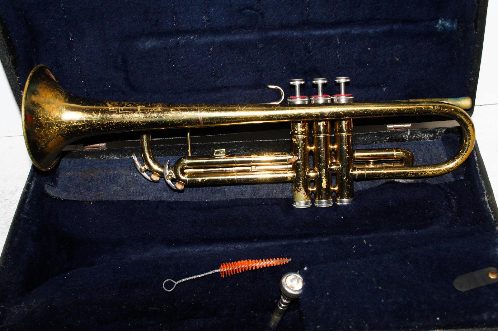 Conn Trumpet – Billy Knight