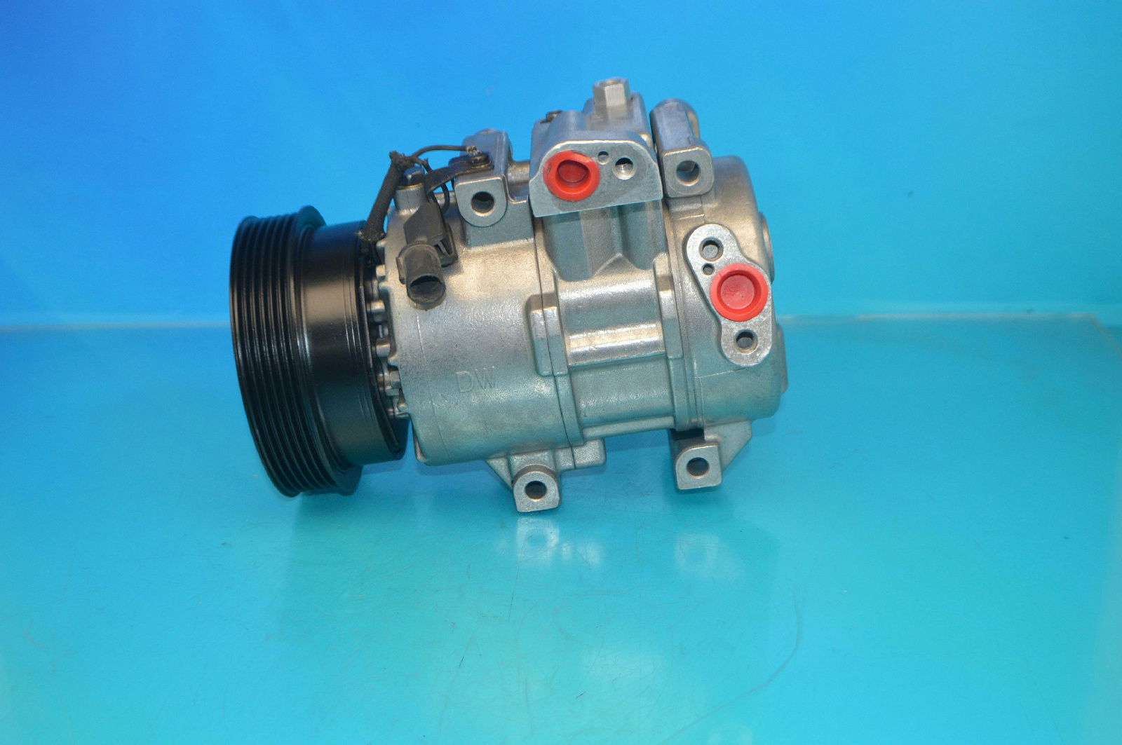 Ac Compressor 1177323 For 2012 2014 Hyundai Accent Veloster 1 Yr W Kompresor Kia New Rio 2006 Hcc Ori Reman