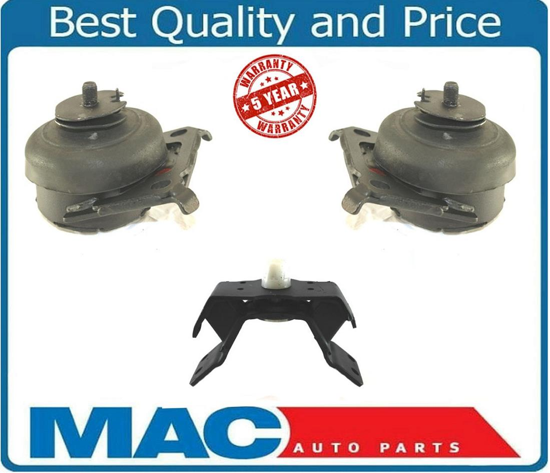 2003 Toyota Land Cruiser Transmission: Engine & Transmission Mounts A4260/A4268/A4263 Fits