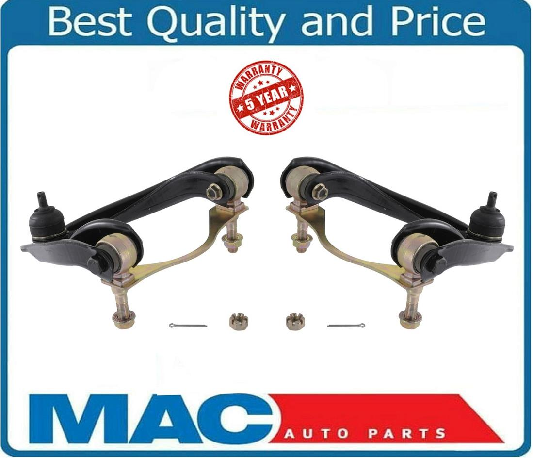(2) Front Upper Control Arms With Ball Joints Fit Acura