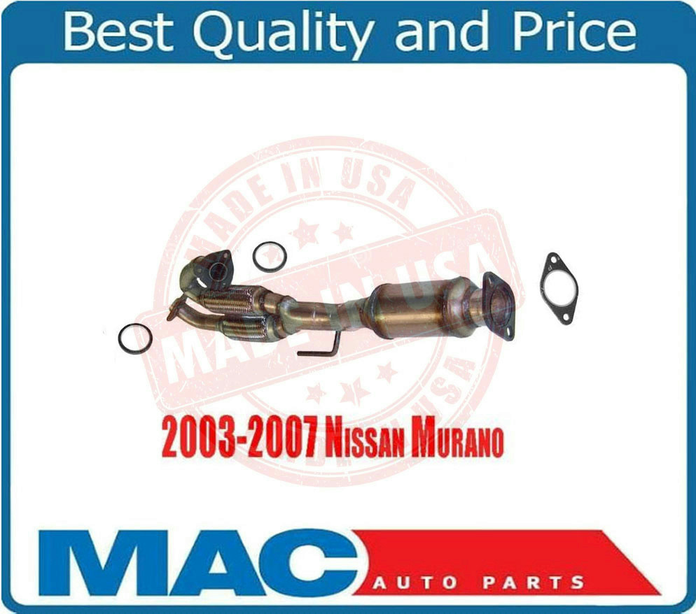 2007 Nissan Murano Catalytic Converter Price ✓ Nissan Recomended Car