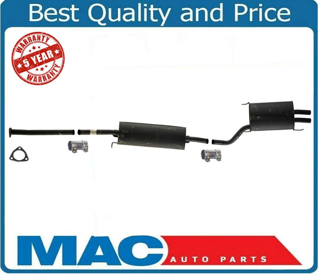 01-02 Acura MDX 3.5L Exhaust System Mufflers & Tail Pipe