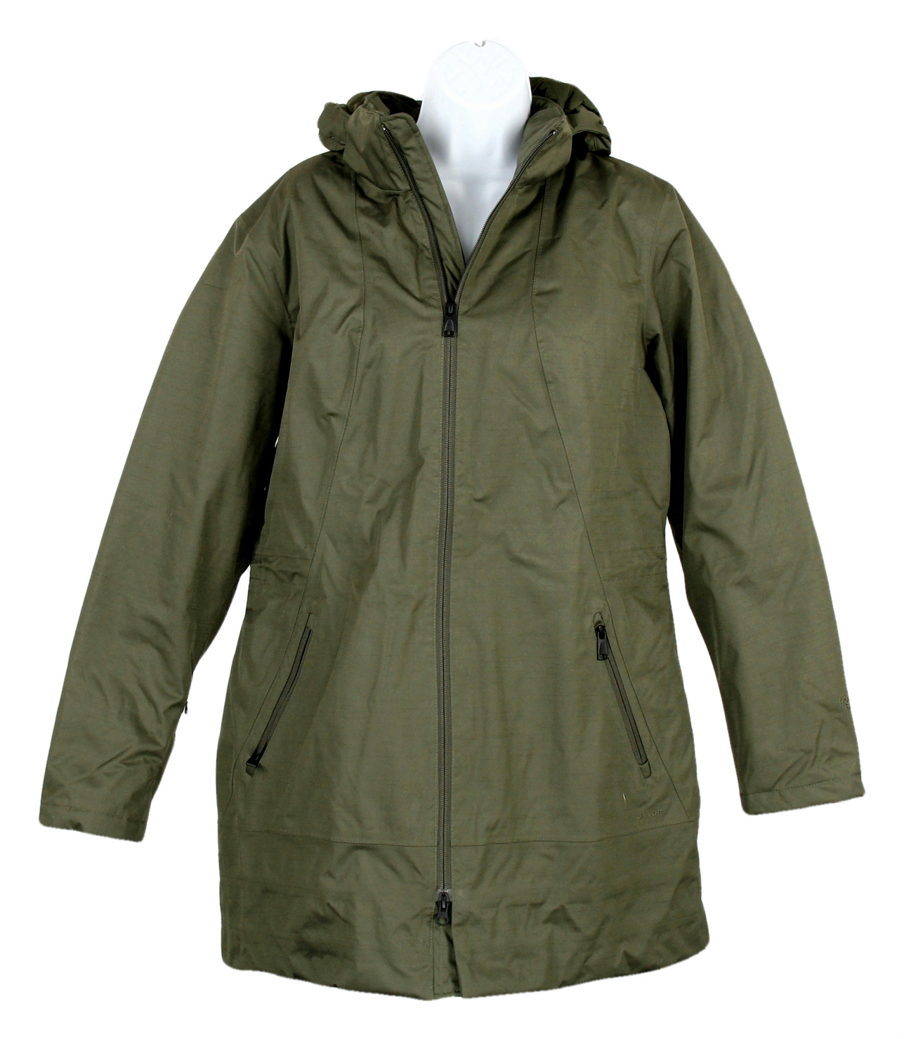 the north face women 39 s arctic down parka size xl new grey. Black Bedroom Furniture Sets. Home Design Ideas