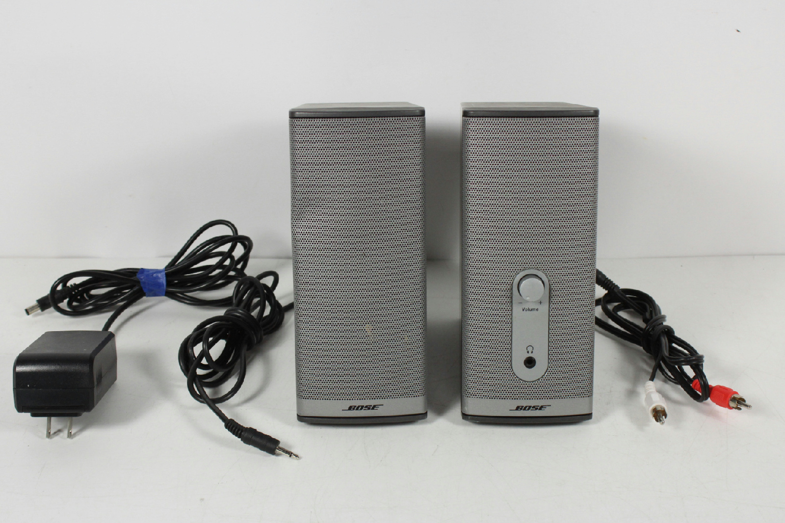 bose companion 2 series ii multimedia speaker system connecting cables 17817392815 ebay. Black Bedroom Furniture Sets. Home Design Ideas