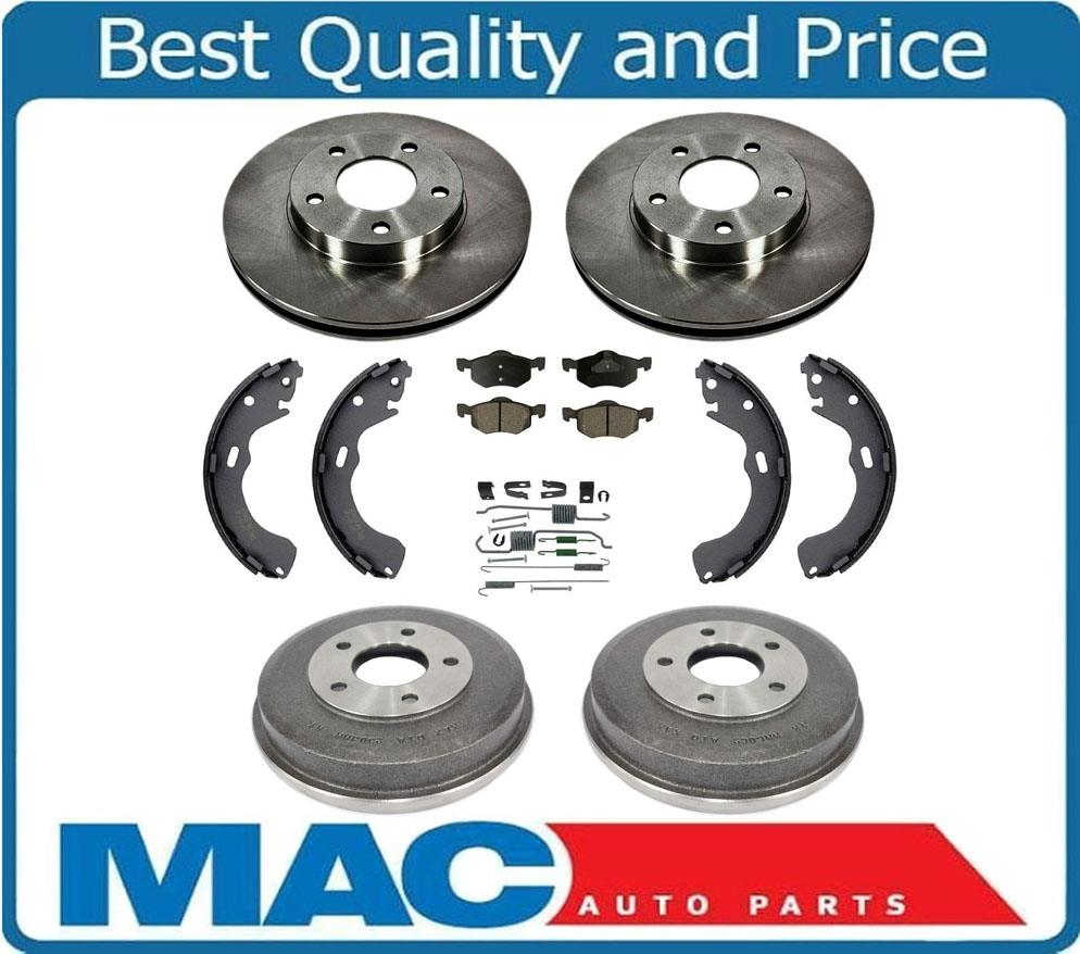 Drum Brake Hardware Kit Rear Better Brake 7407