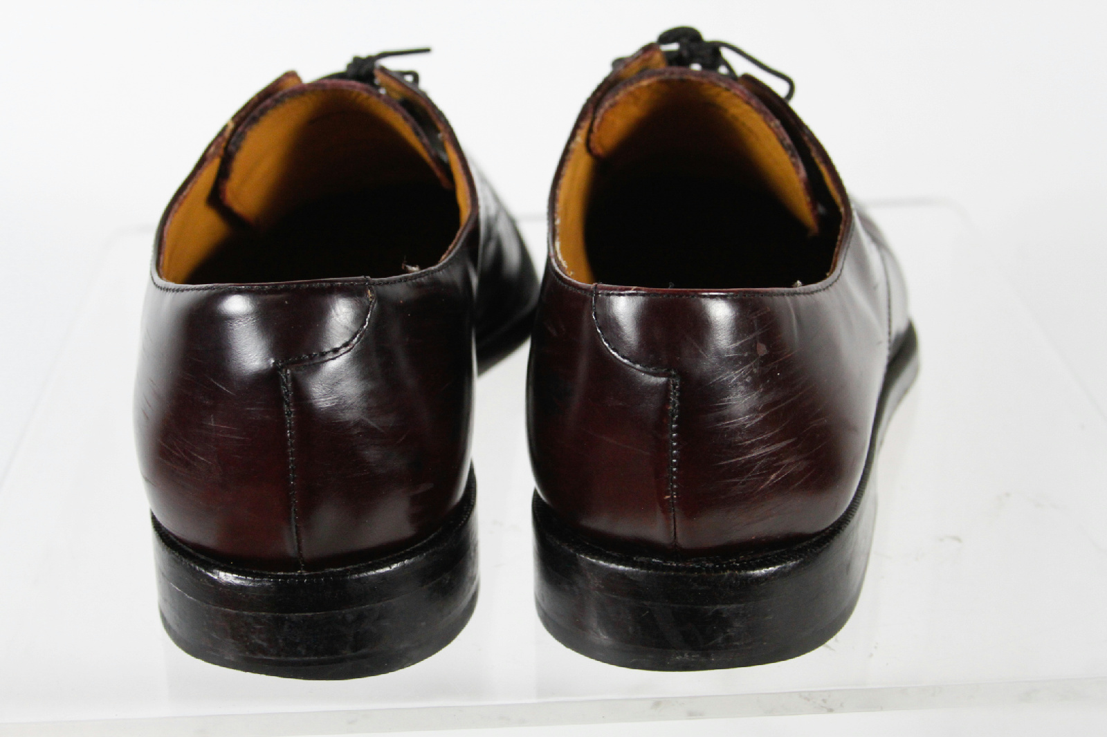 cole haan brown patent leather dress oxford s shoes
