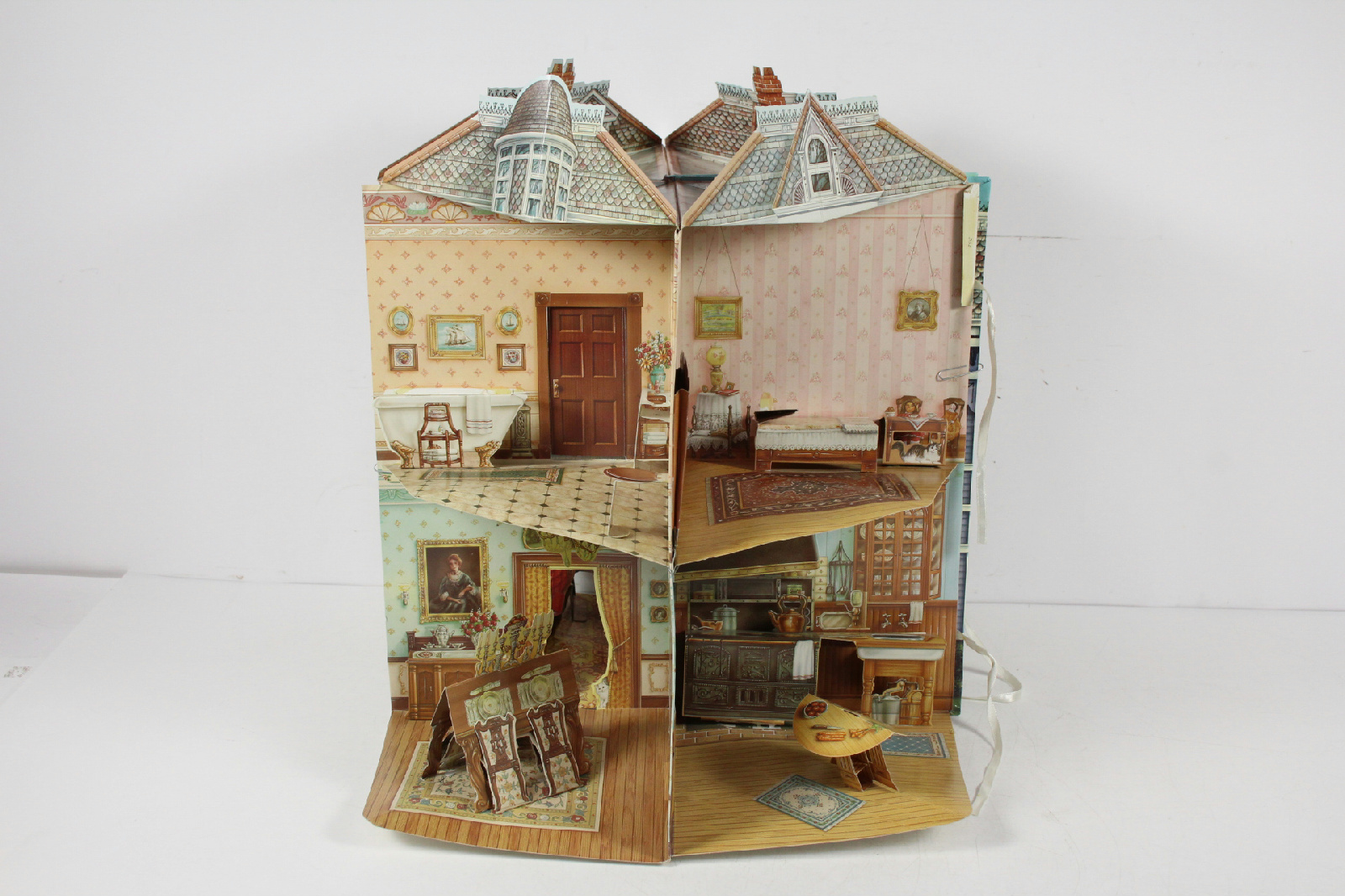 Pop Up Victorian Dollhouse Related Keywords Suggestions Pop Up