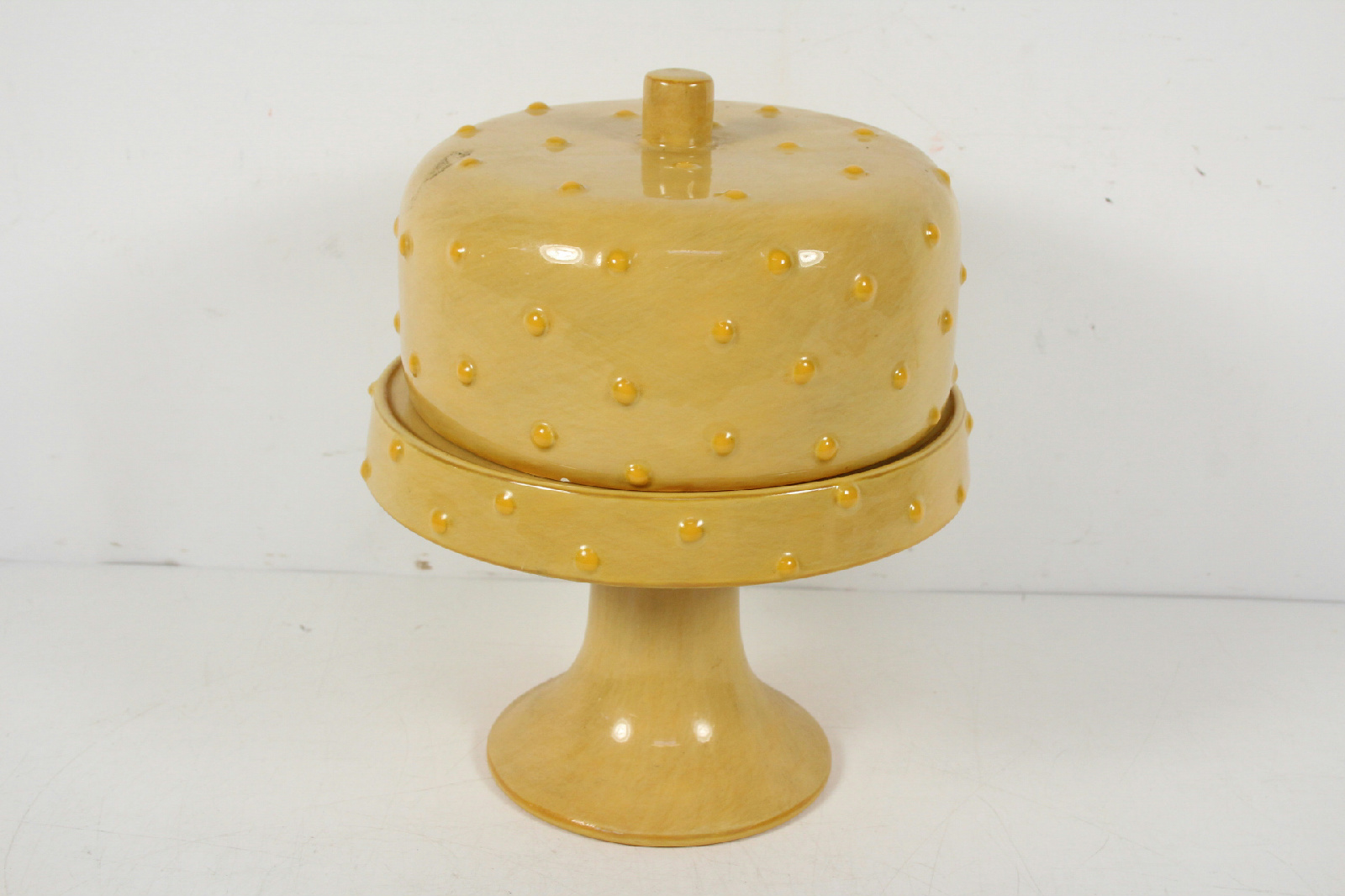 Cake Pedestal With Dome
