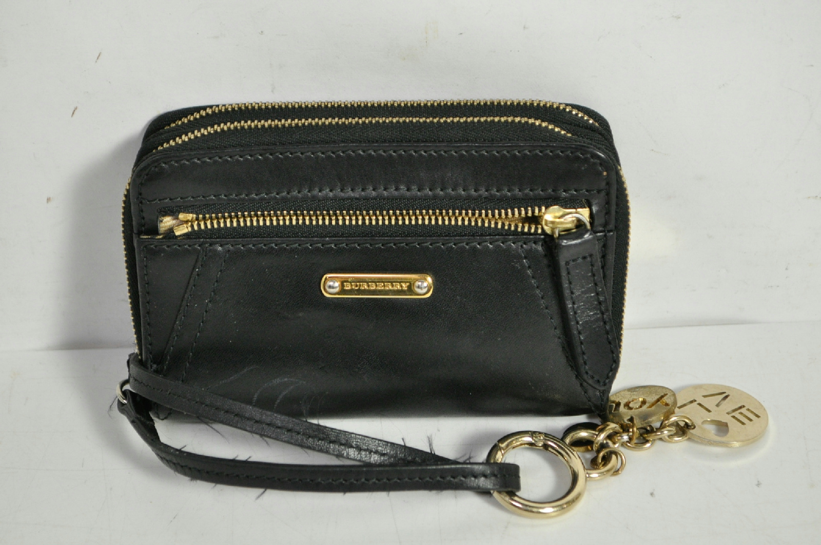 34a223baae915a Black Wallet Wristlet | Stanford Center for Opportunity Policy in ...