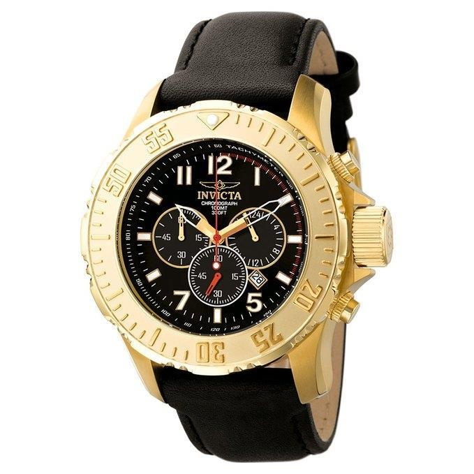 invicta 5647 ii collection sport elite quartz chronograph