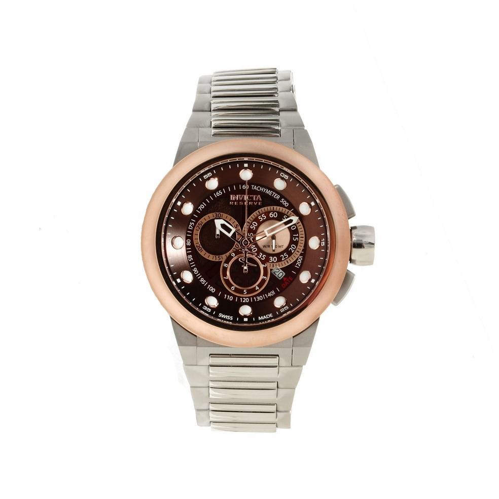 invicta reserve 14303 specialty swiss made chronograph