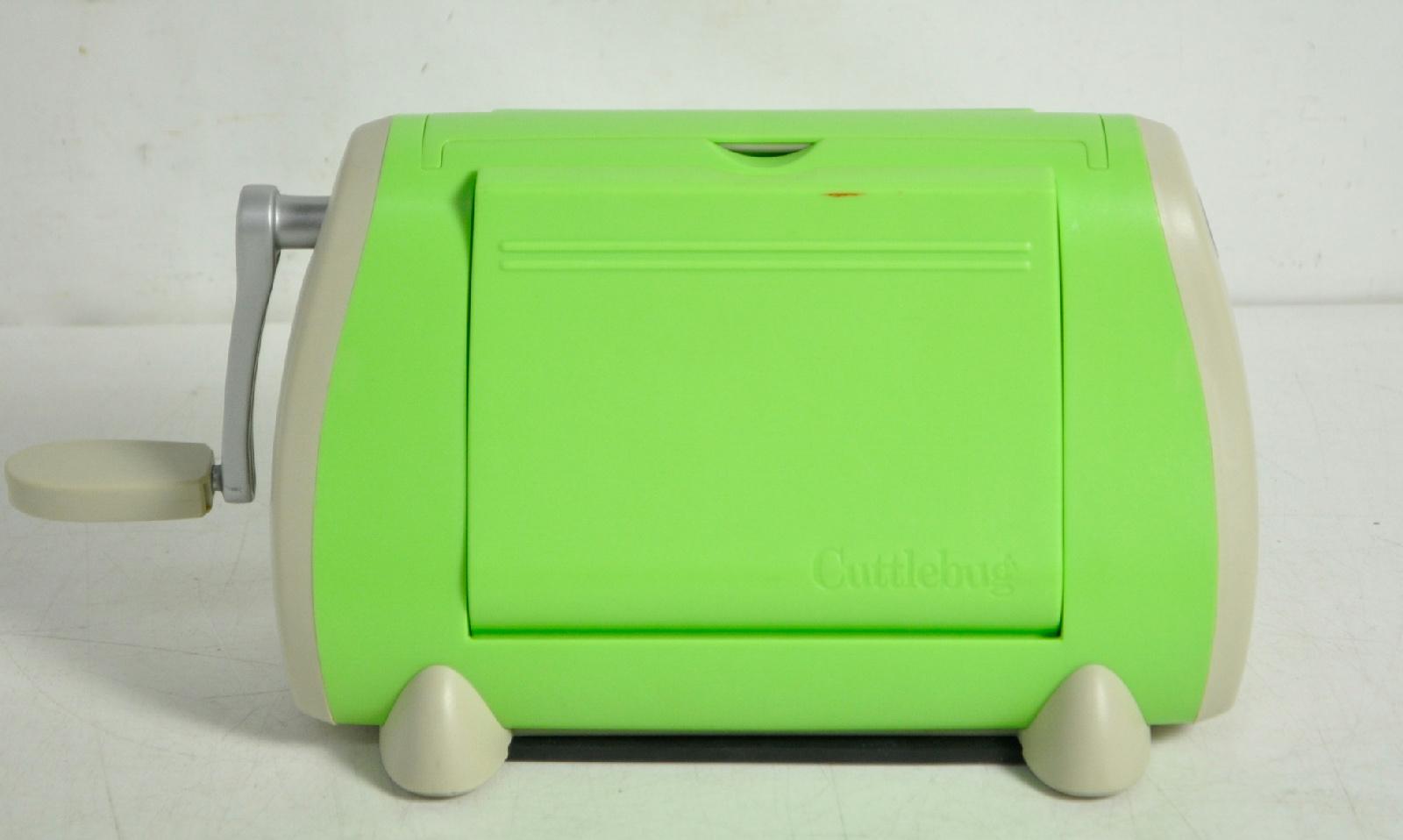cuttlebug craft machine