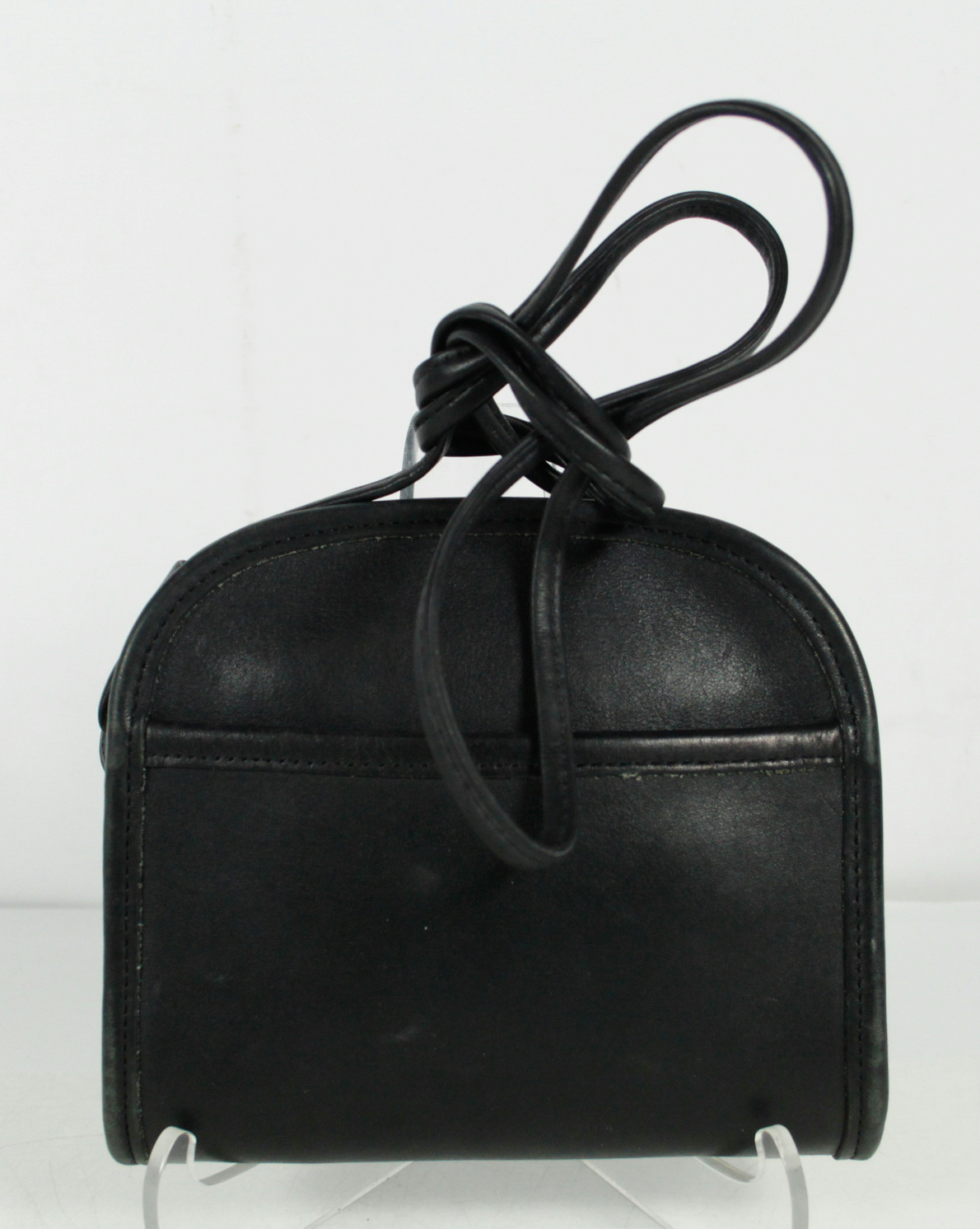 f3a1e9a478ec Coach Black Leather Crossbody Bag | Stanford Center for Opportunity ...