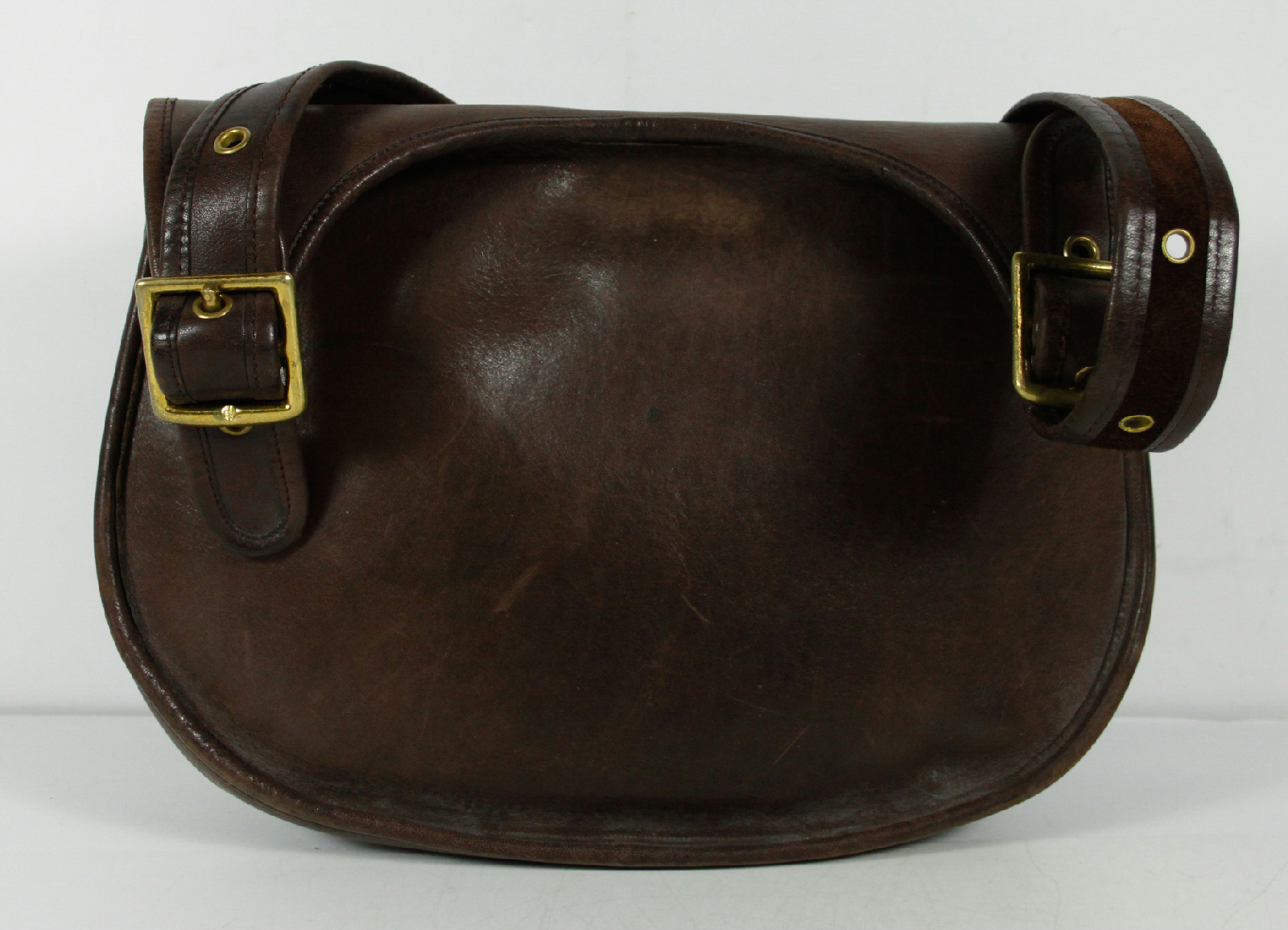 Vintage Coach Leather Crossbody Bag 103