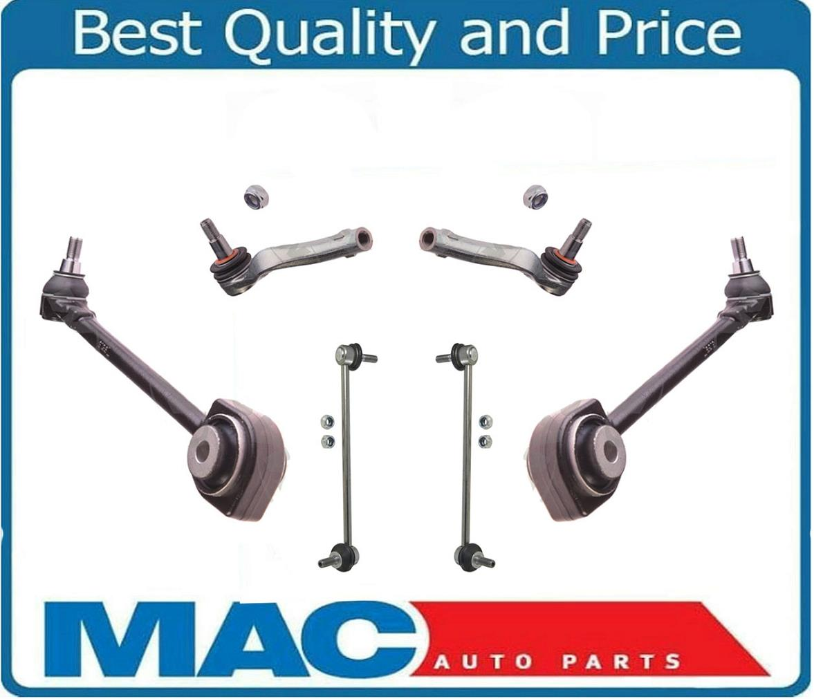 Mac Auto Parts New Front Lower Rear Control Arms for Mercedes-Benz E320 03-09 Rear Wheel Drive