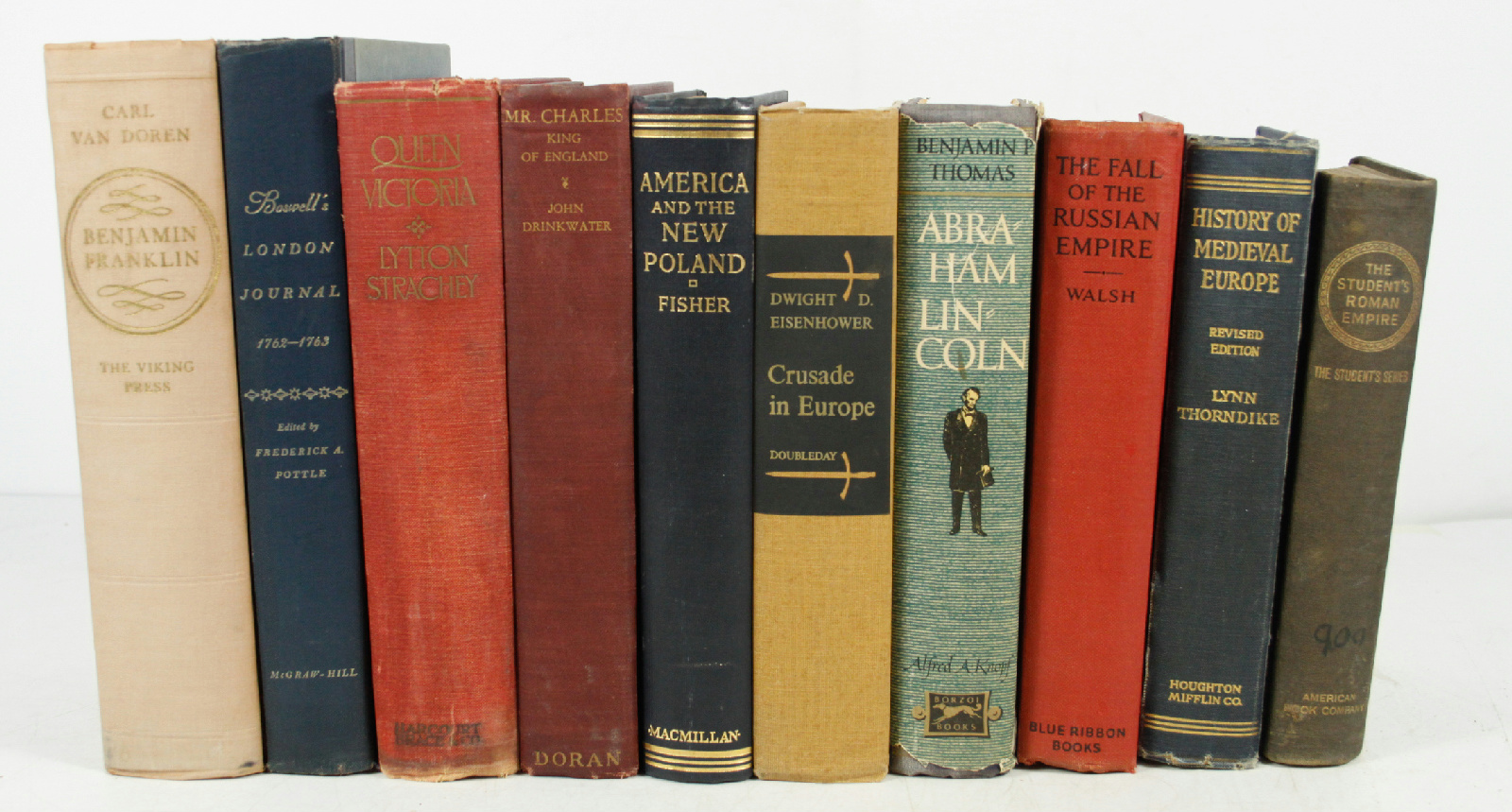 Lot of 10 Antique Books Music Printed Music Songs Jazz History Primer