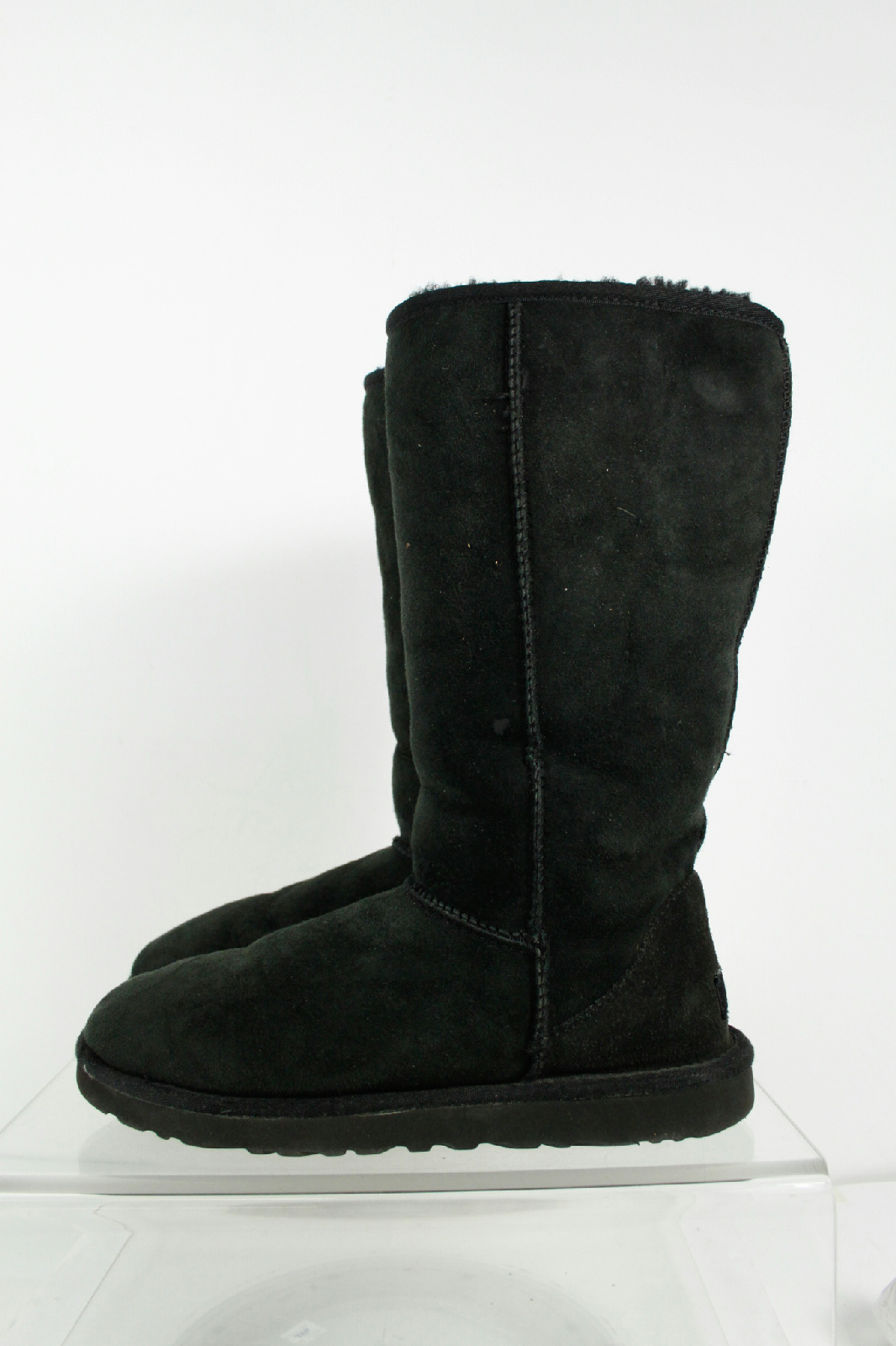 ugg black boots size 7