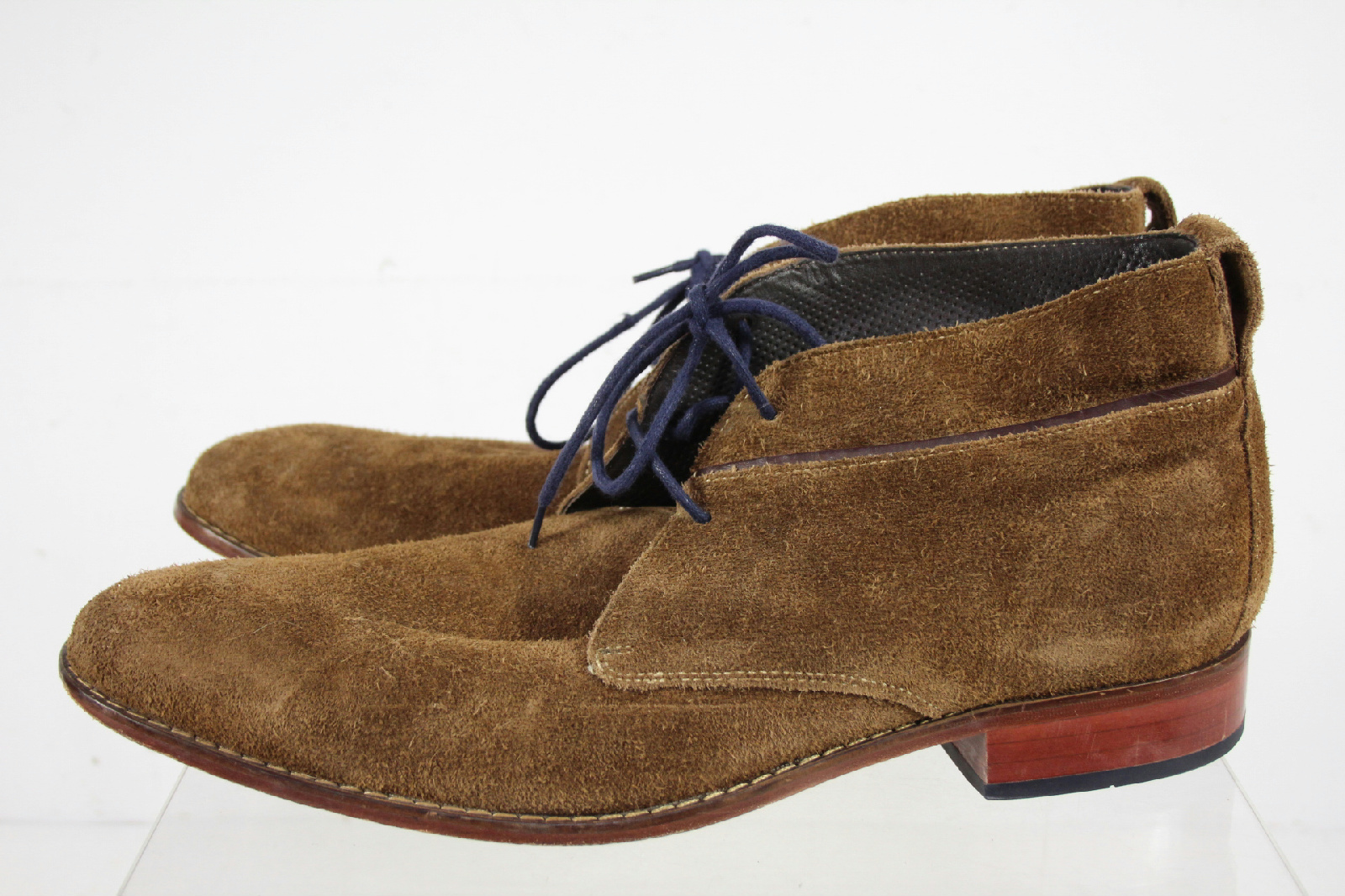 cole haan brown suede chukka boots size 15 ebay