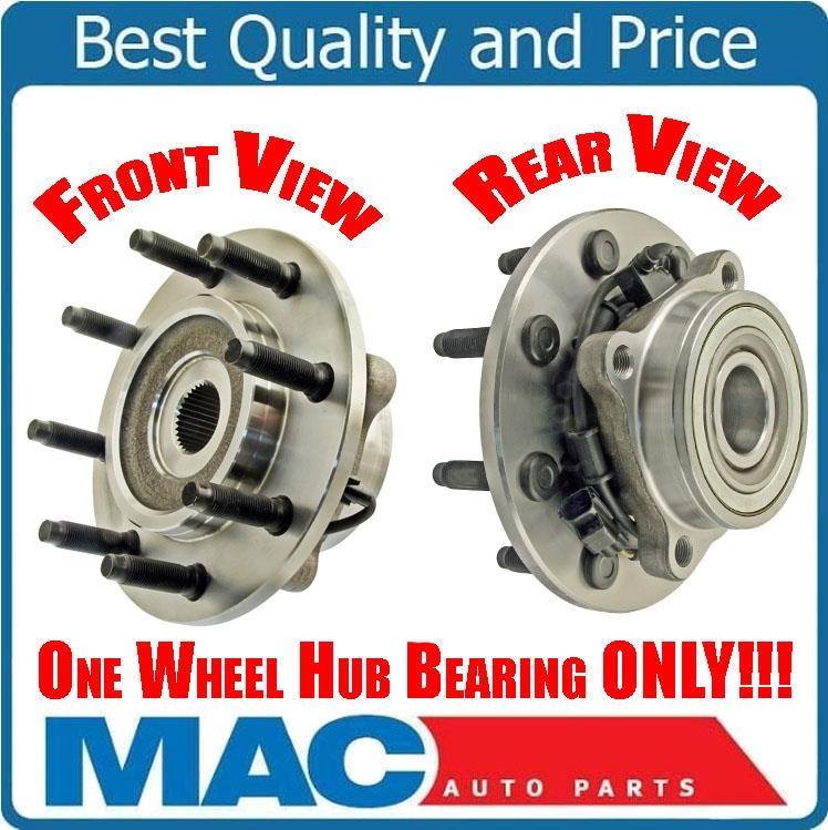 NEW Raybestos Wheel Bearing /& Hub Assembly Front 715061 Ram 2500 3500 4WD 03-05