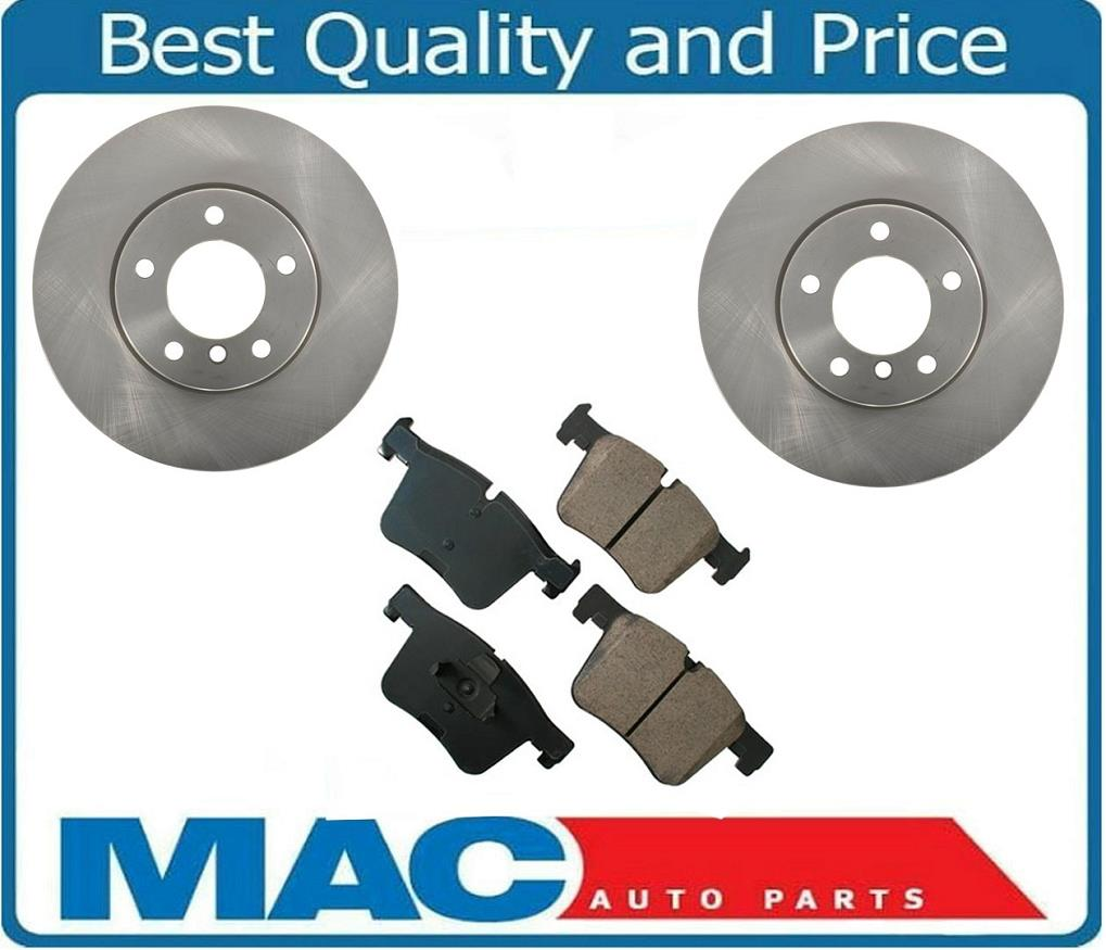 BMW 5 Series best brake pads for bmw For 12-16 BMW 328I 312MM Front Brake Disc Rotors With Ceramic Disc ...