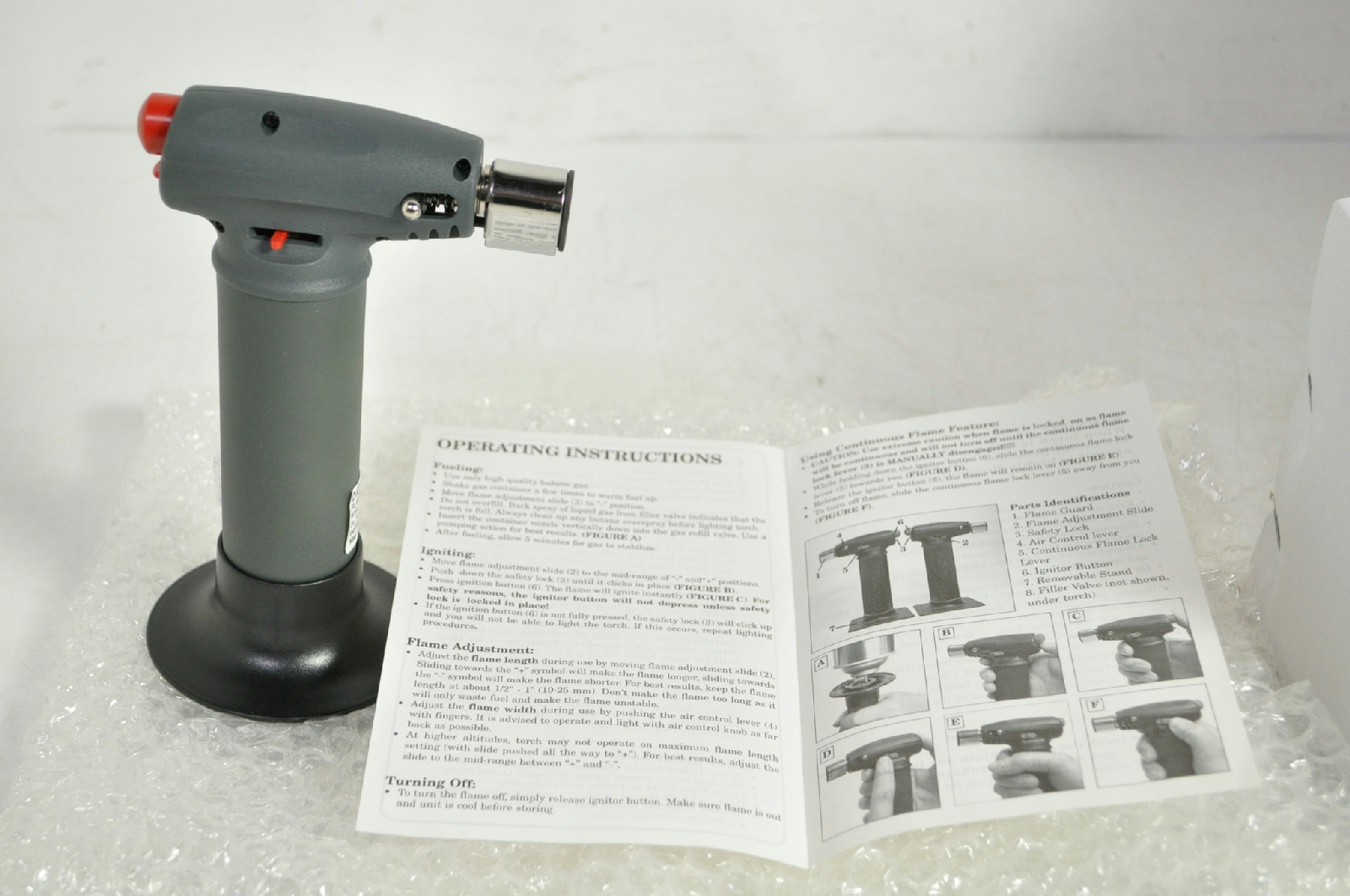 Cooking Torch Bed Bath And Beyond