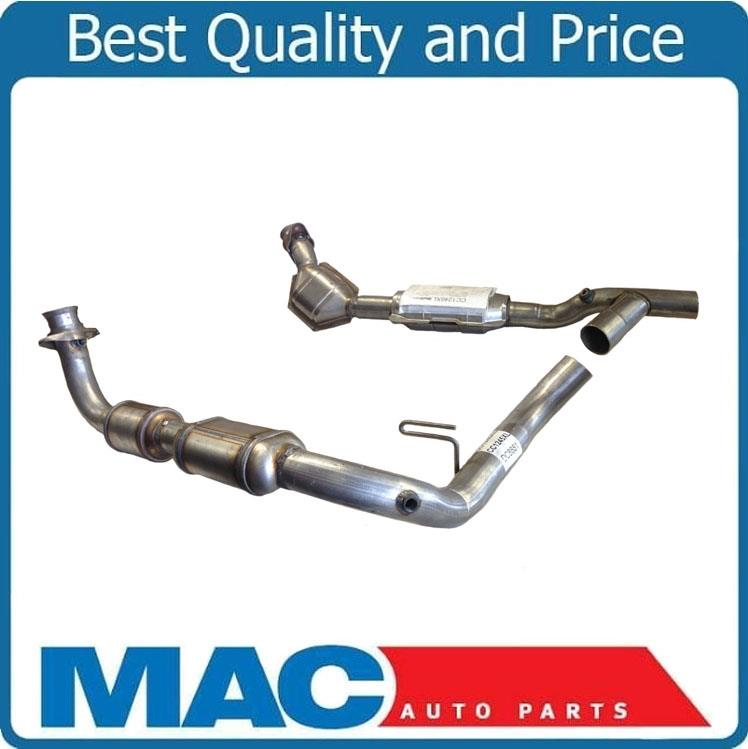 2 L R Catalytic Converter 9900 Expedition F150 54l 4x4 4r100 Call Customer: Catalytic Converter Expedition At Woreks.co
