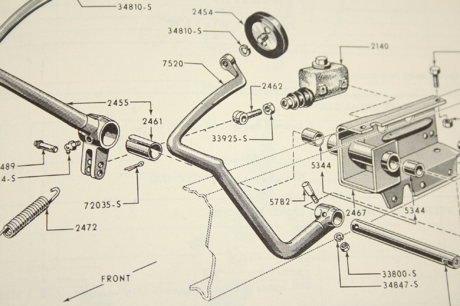 Ford motor co chassis parts accessories catalogue for 1948 for Ford motor company description