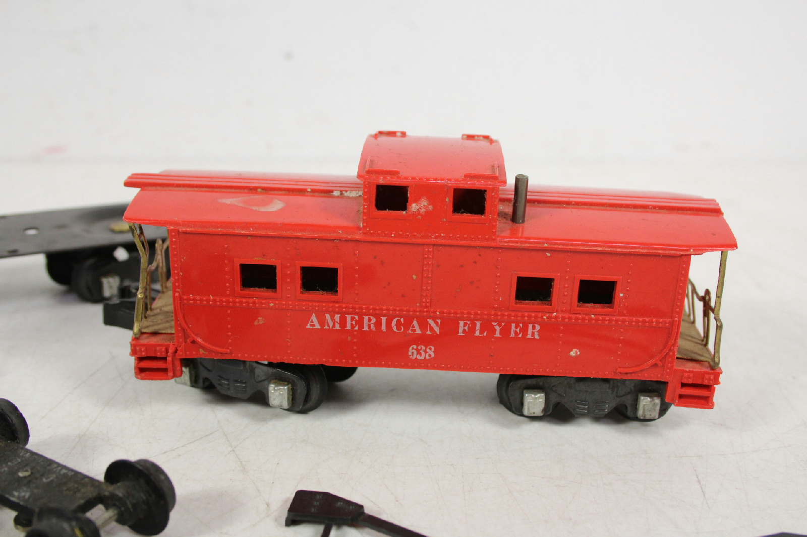 american flyer instruction book