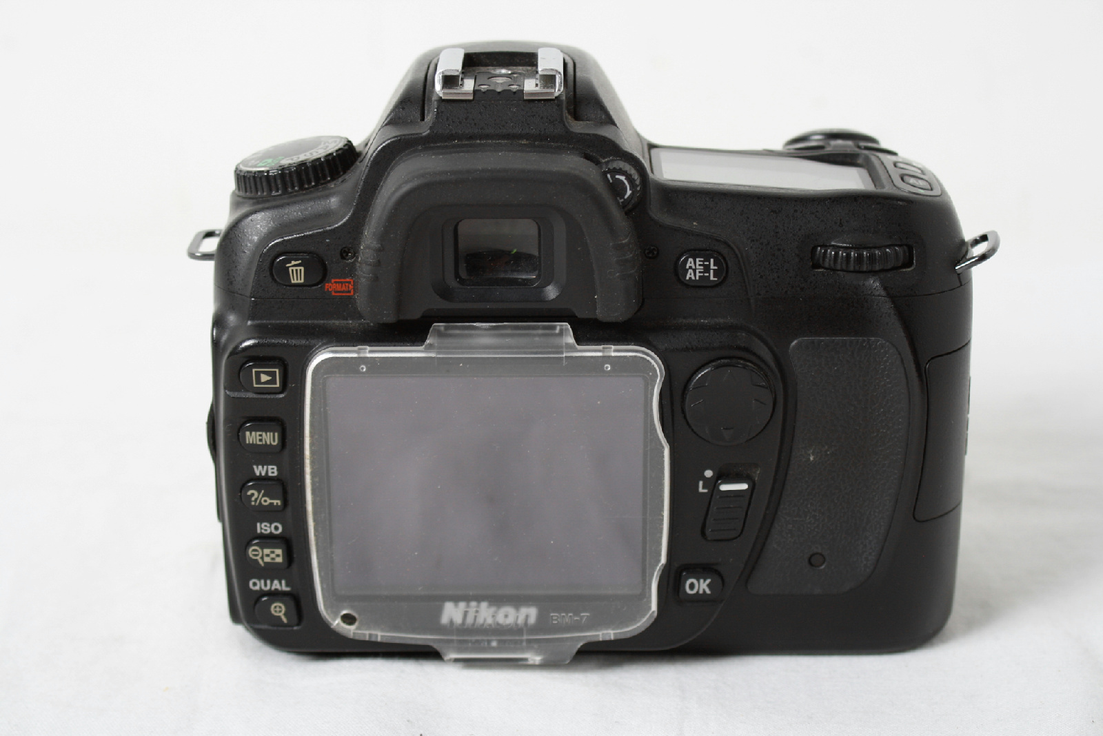 Nikon D80 10.2 MP SLR Digital Camera Body