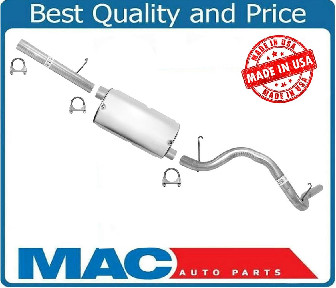 Walker Exhaust 54000 Exhaust Tail Pipe for 1994-1995 Chevrolet Astro GMC Safari