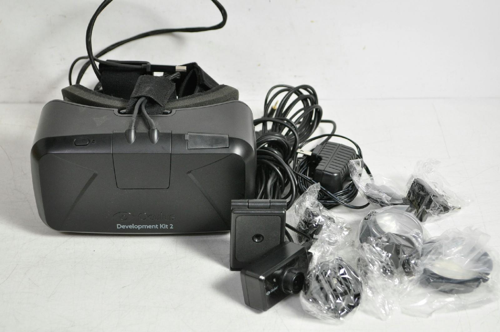 Oculus DK2 Development Kit 2 VR Headset