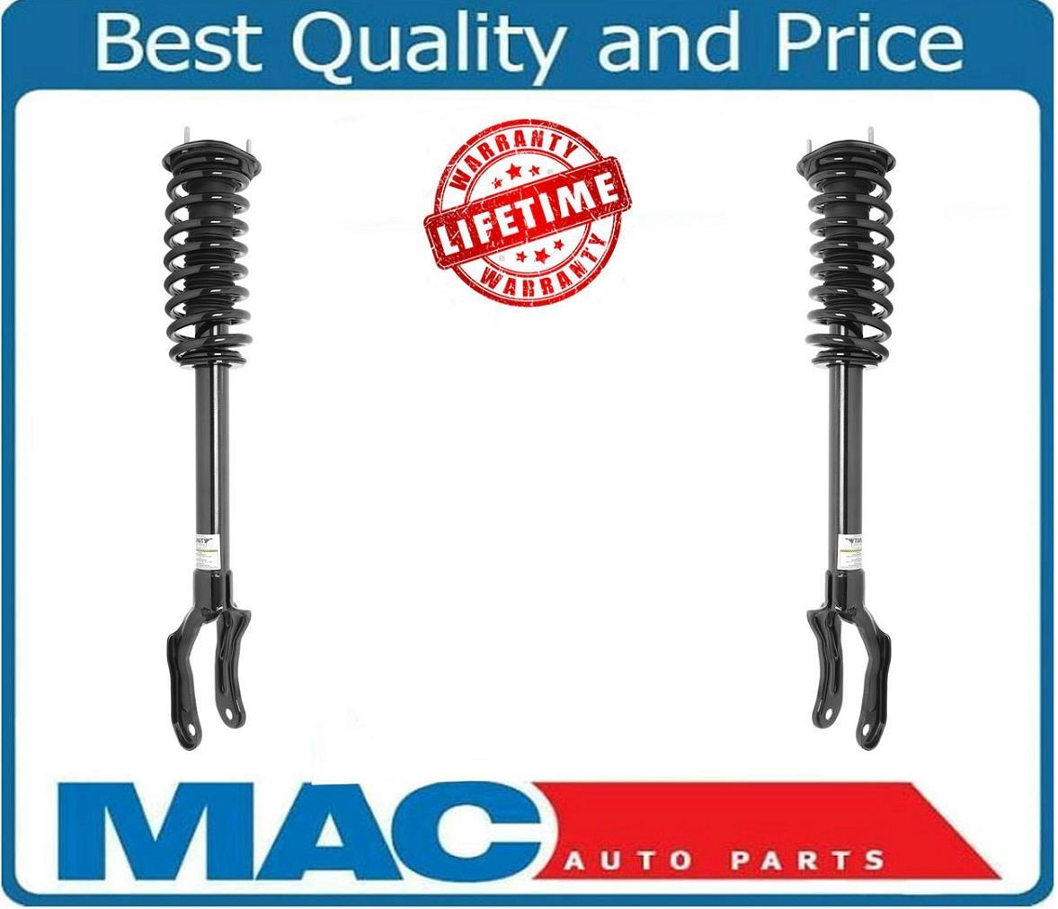 Mac Auto Parts Rear Shock Absorbers /& Upper Shocks Mounts Fits Jeep Grand Cherokee 2011-2015