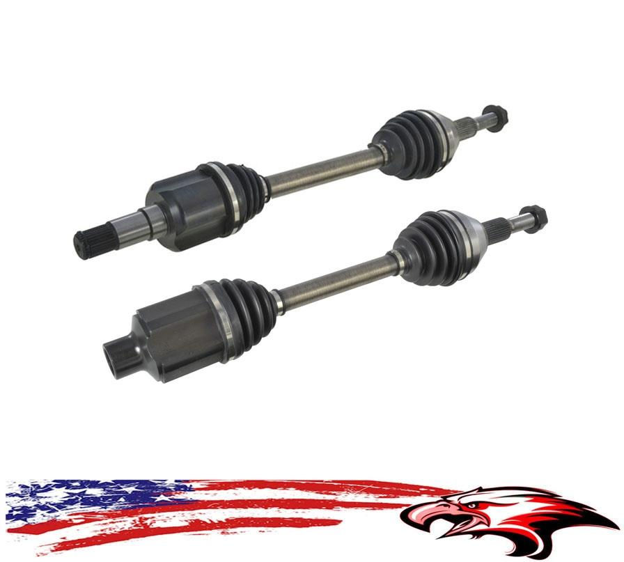 Passenger Side GSP NCV12585 CV Axle Shaft Assembly Right Front
